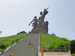 P1040186 - Monument de la Renissance Africane